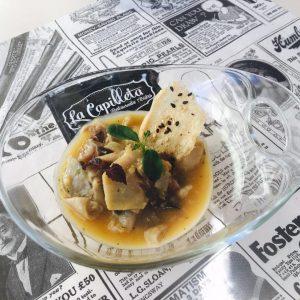 La Capilleta Restaurante Bistró (Plan)