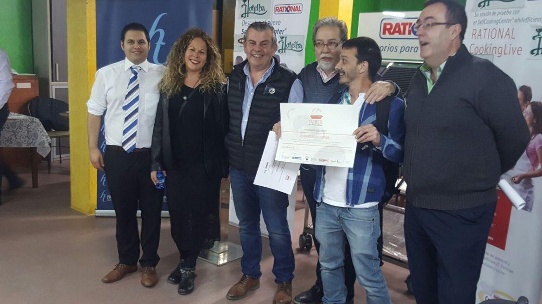 Premios Certamen Profesional de Cazuelitas 2017