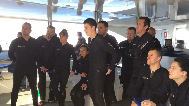 Cocineros al agua!!! Buscamos el mejor atún rojo del Mediterráneo.