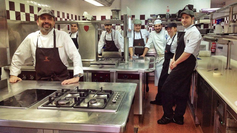 Cocina con dos Estrellas Michelín y metodología de sala en el próximo #tallergastrohuesca
