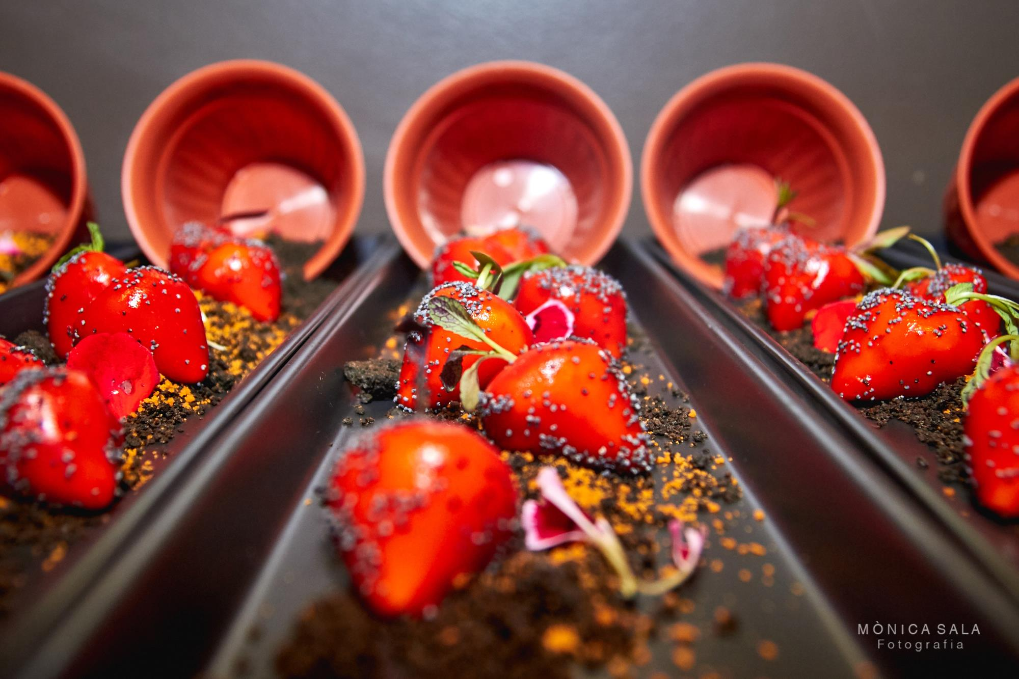 Toño Rodriguez pone el broche de oro a los Talleres Huesca la Magia de la Gastronomía