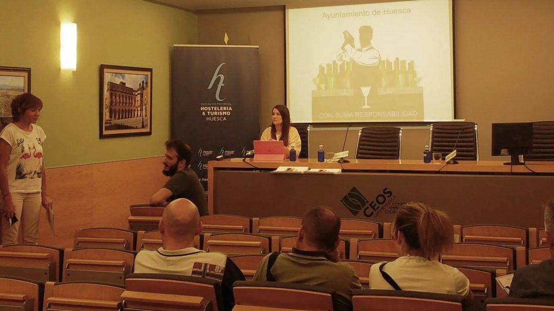 11 nuevos establecimientos de Huesca obtienen el sello de ocio de calidad