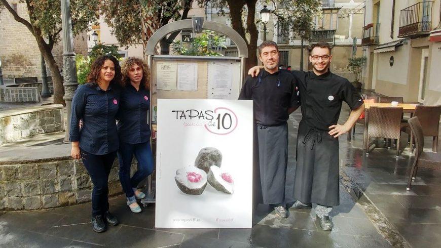 El concurso de Tapas de 10 de la Jacetania ofrece casi un centenar de propuestas hasta el domingo