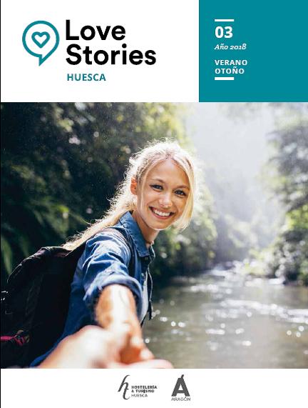Love Stories Huesca, nº3 – Mucho más que una revista turística