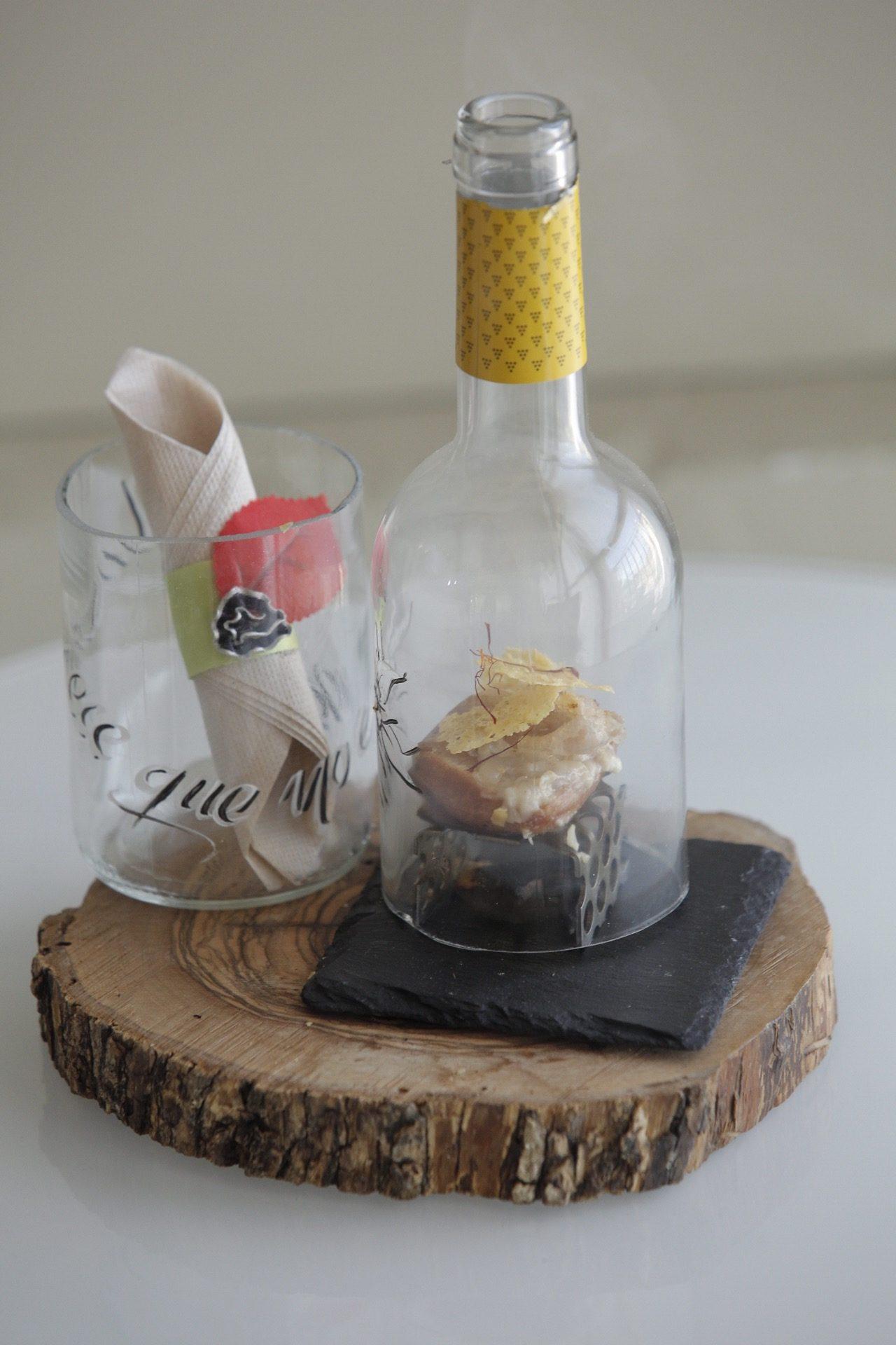El Restaurante Lillium de Jaca consigue alzarse con el Premio a la mejor tapa de la provincia de Huesca en el Concurso Provincial de Tapas de 10 celebrado en la Bodega Viñas del Vero.