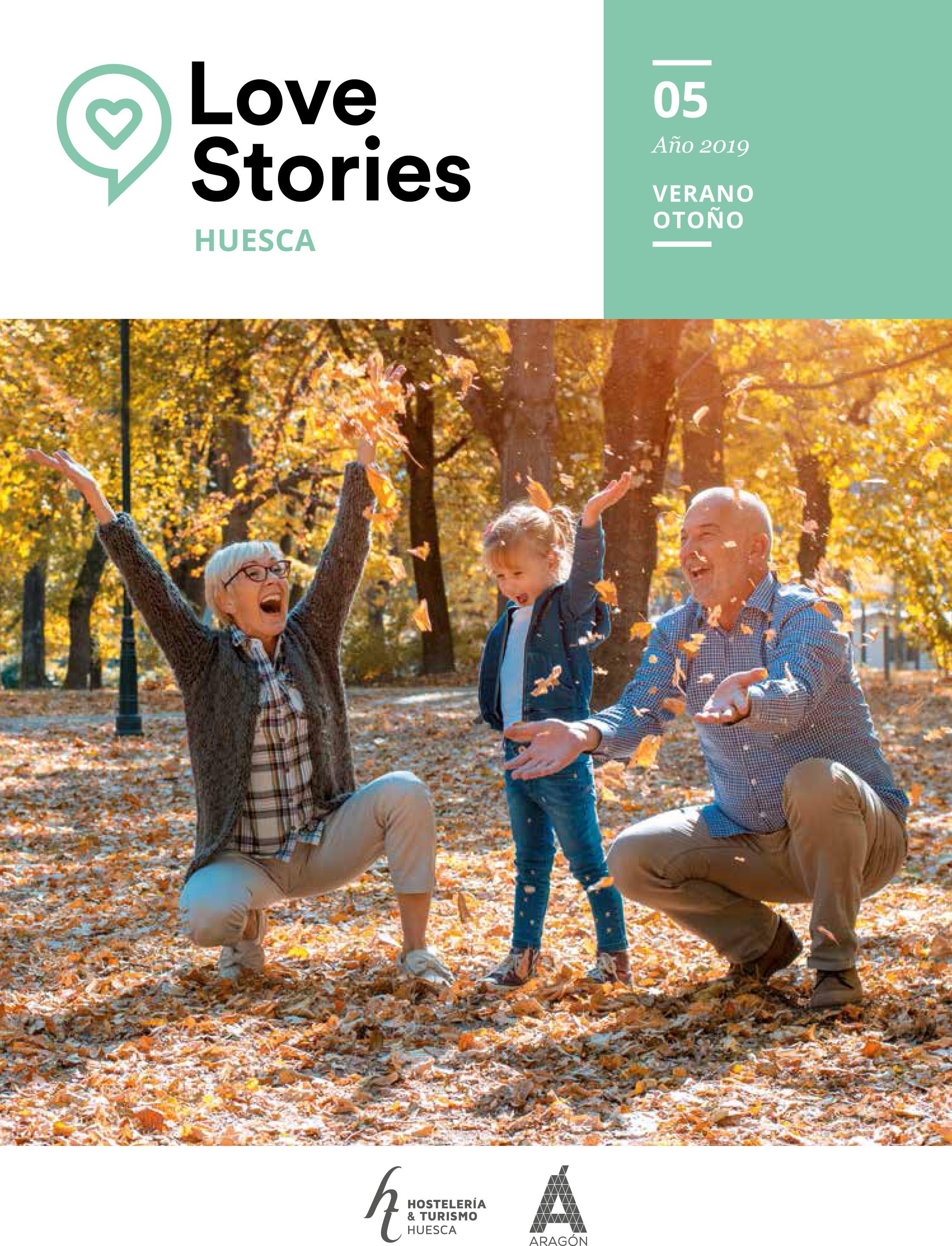 Love Stories Huesca, nº5 – Nueva edición de la revista turística de la provincia de Huesca