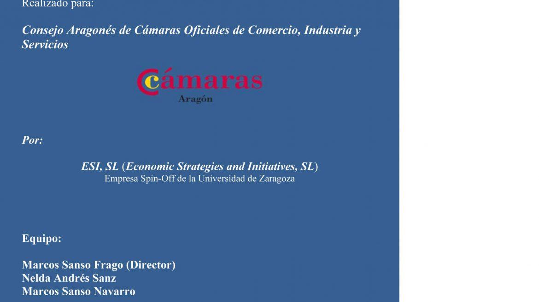 Cámaras de Aragón, en colaboración con CEHTA,presentan el primer estudio sobre el impacto de la Covid-19 en la hostelería