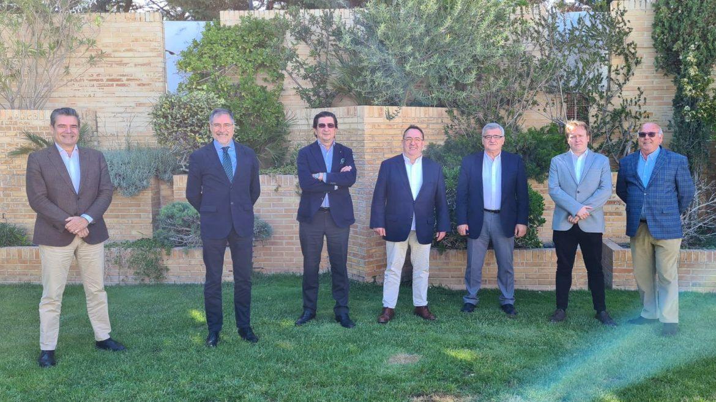 Hostelería Huesca conoce los proyectos de Hostelería de España