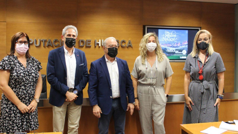 Bonos turísticos en la provincia de Huesca con importantes descuentos para clientes a partir del mes de septiembre