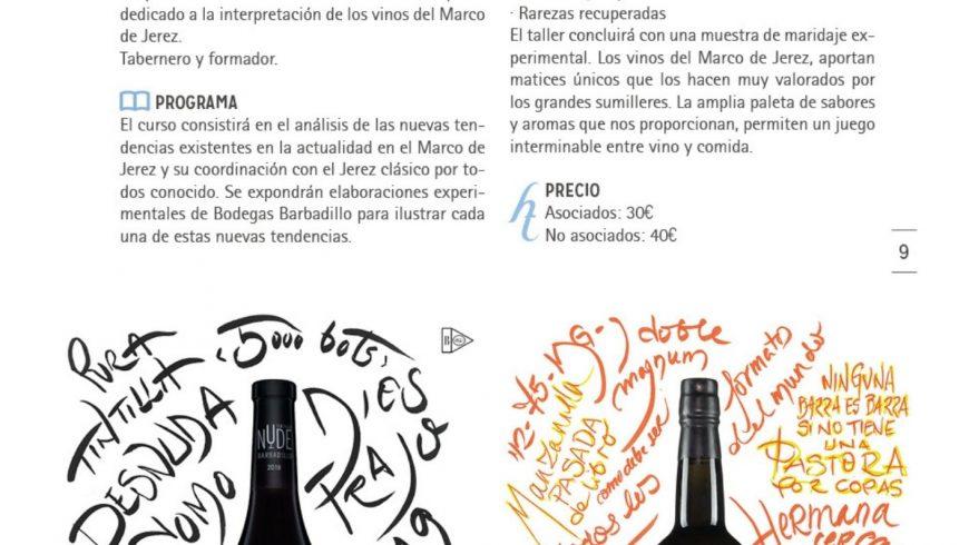 """Se reanudan los talleres """"Huesca, la Magia de la Gastronomía"""""""