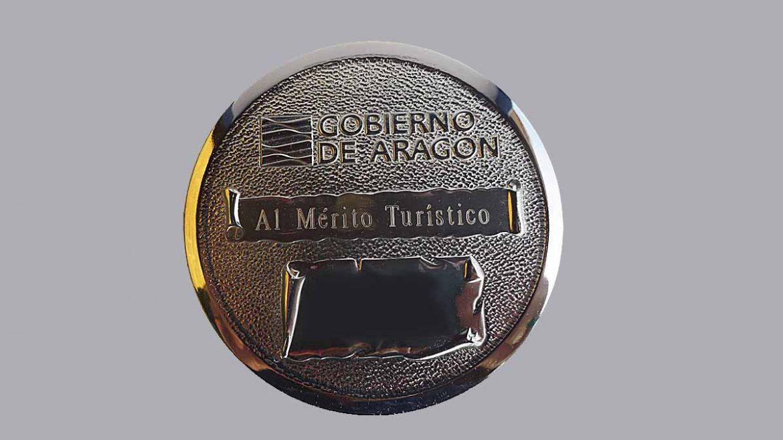 Los Estrellas Michelín de Huesca (y aragoneses) medalla al Mérito Turístico de Aragón